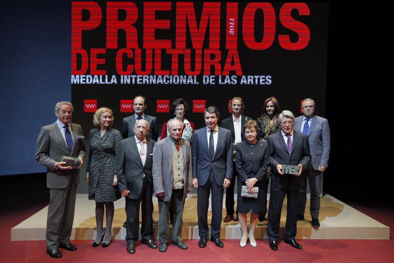 Premios Cultura