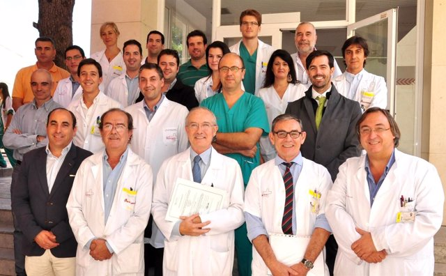 Certificación de calidad para el servicio de Cirugía Ortopédica y Traumatología