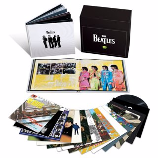 Discografía de The Beatles