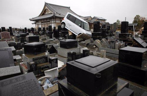 Efectos Del Terremoto De Japón