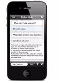 Una 'app' similar a Siri enfocado a empresas