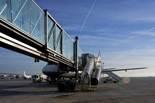 Pista Aeropuerto de El Prat