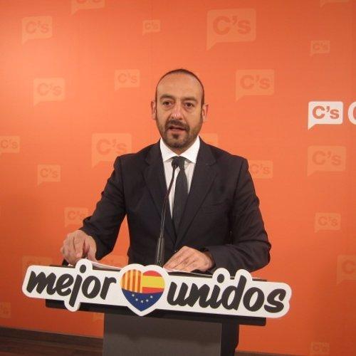 Jordi Cañas, C's