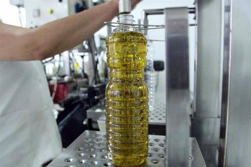 Envasadora de aceite