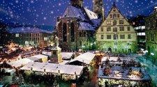 Mercadillo De Navidad En Munich