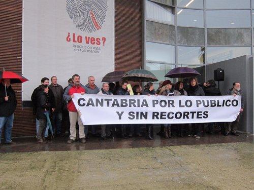 Cantabria por lo Público y Sin Recortes