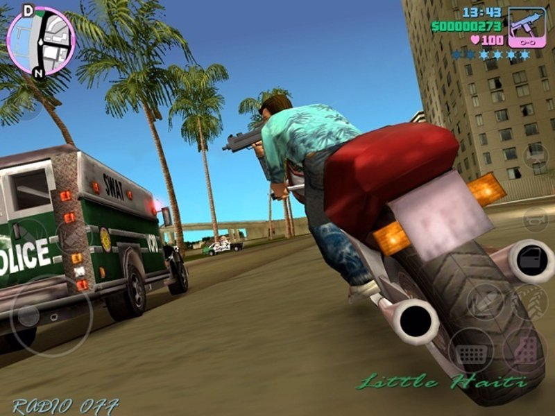 Marine Sharpshooter 3-BACKLASH 270MB foundGTA Vice City-Aliens. Hospital T
