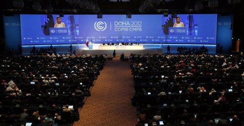Cumbre de Doha contra el cambio climático