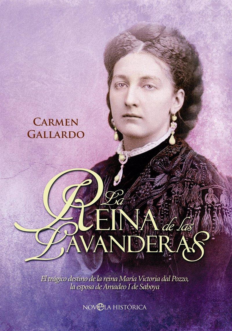 Carmen Gallardo recupera a la reina Maria Victoria dal