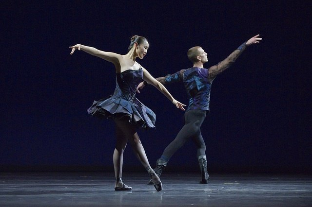 Espectáculo 'Sonatas' de la Compañía Nacional de Danza