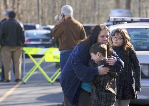 Masacre en una escuela infantil de Connecticut (Estados Unidos)