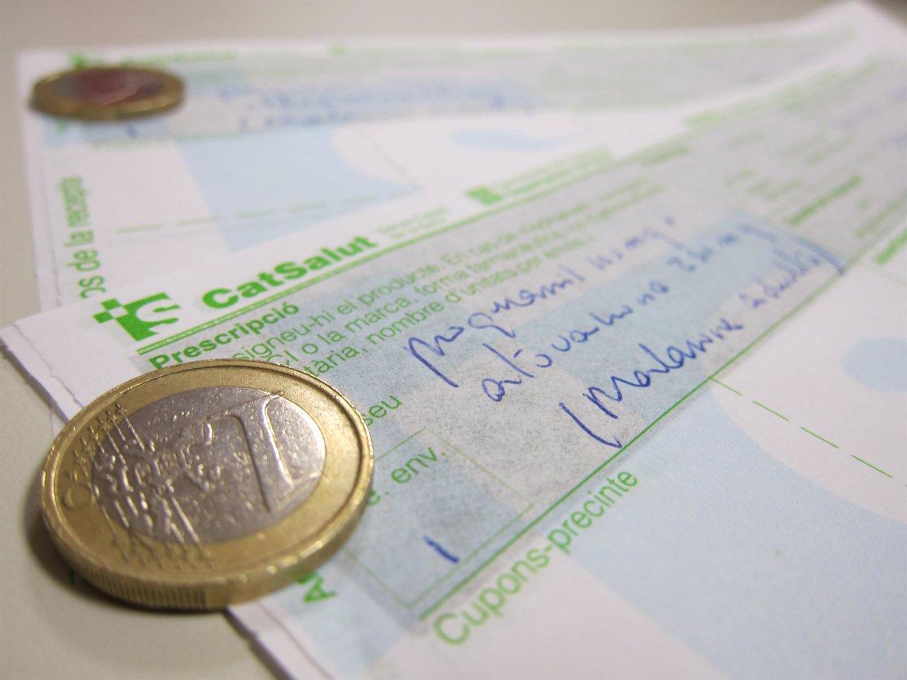 Tasa De Un Euro Por Receta. Receta. Recetas.