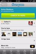Apple estudia una alianza con Foursquare para mejorar sus mapas