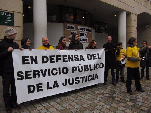 La Plataforma de Justicia de La Rioja