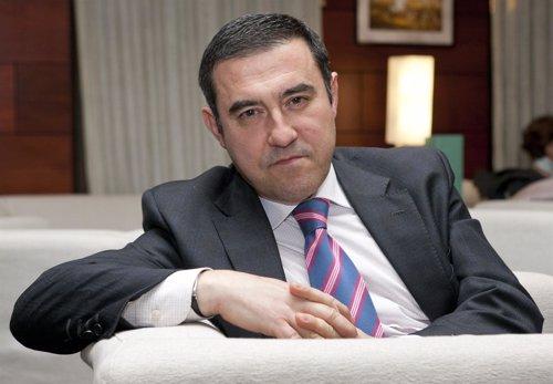 El presidente de la Fundación Española de la Madera, Francis Huidobro