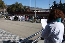 Manifestación Hospital Cuenca