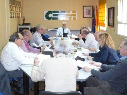 Comité ejecutivo CESM