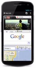 Google Chrome anuncia nueva versión para Android a partir de la versión 4.0