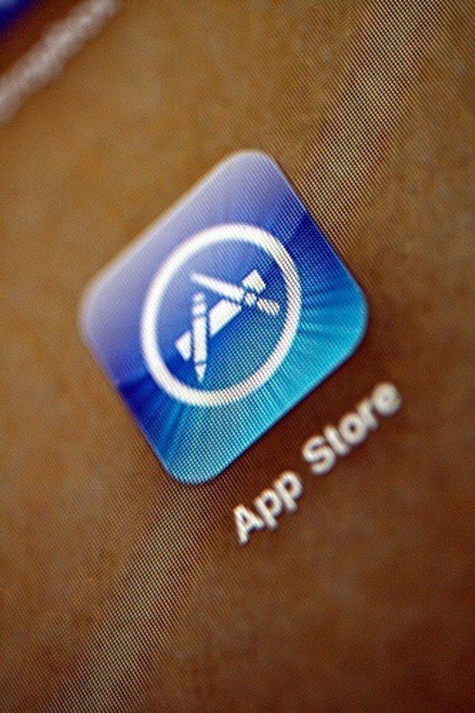 Logo del app store