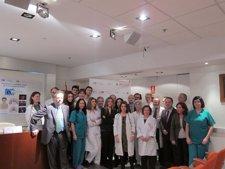 Presentación primer trasplante pulmonar infantil en Madrid