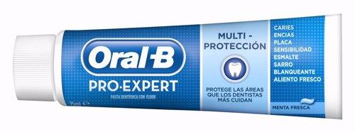 Nueva pasta de dientes