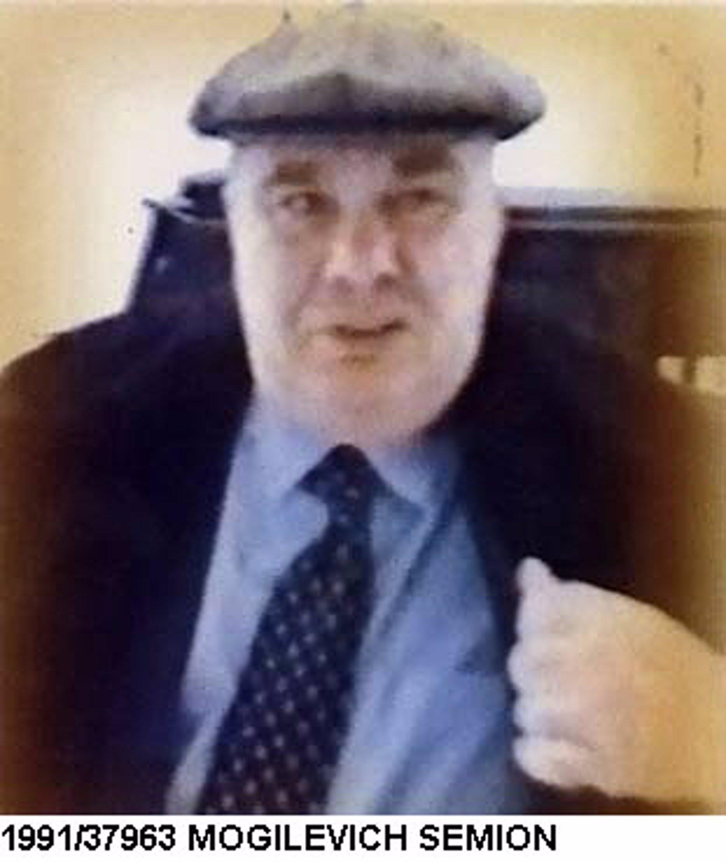 Semion Mogilevich, vinculado a la red de Lloret, está ...