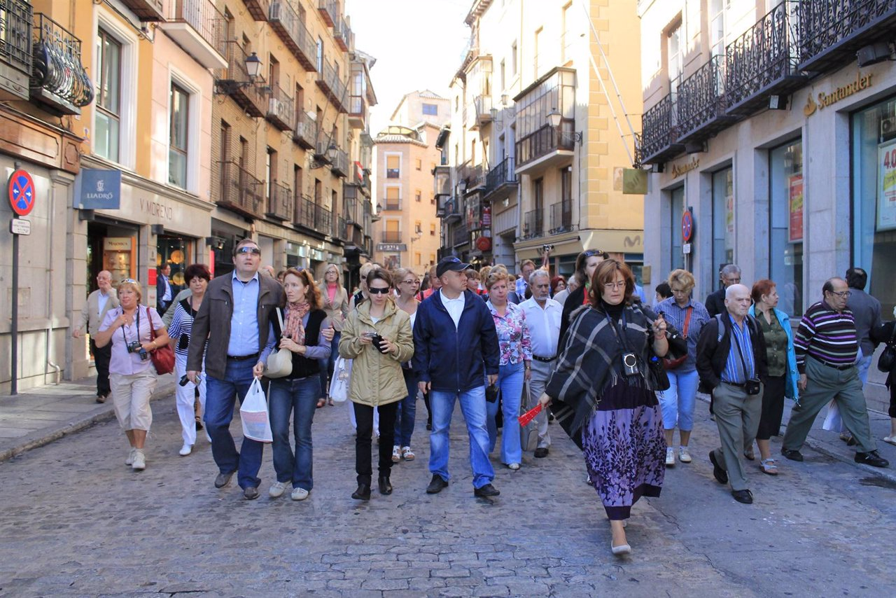 Turismo en Toledo, vida en Toledo, vida en la ciudad