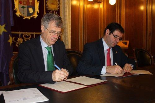 Convenio Diputación
