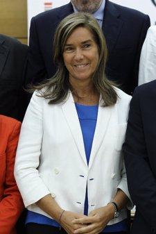 Ana Mato en el consejo de Interterritorial del SNS
