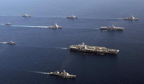 Antenas para inteligencia militar