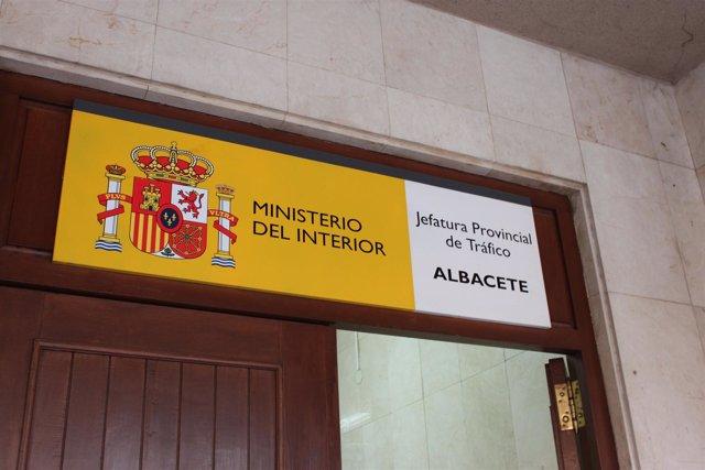 JEFATURA PROVINCIAL TRAFICO , ALBACETE