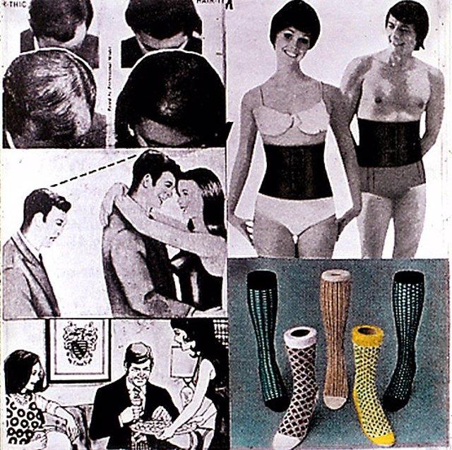 Caps, calces i mitjons (Etnografía), de Eulàlia Grau