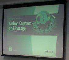 España reúne experiencias en captura, transporte y almacenamiento de CO2
