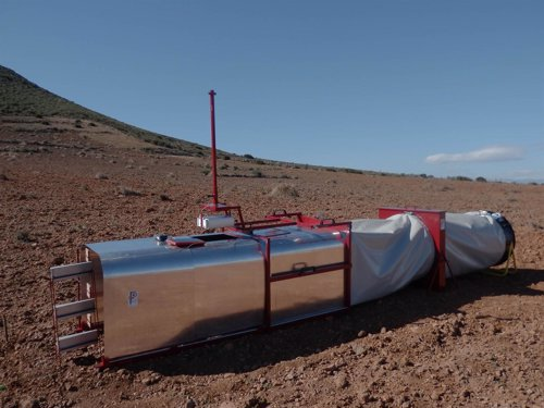 Tunel de viento patentado por la UAL