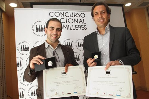 Concurso Mejor Sumiller de España en Cava