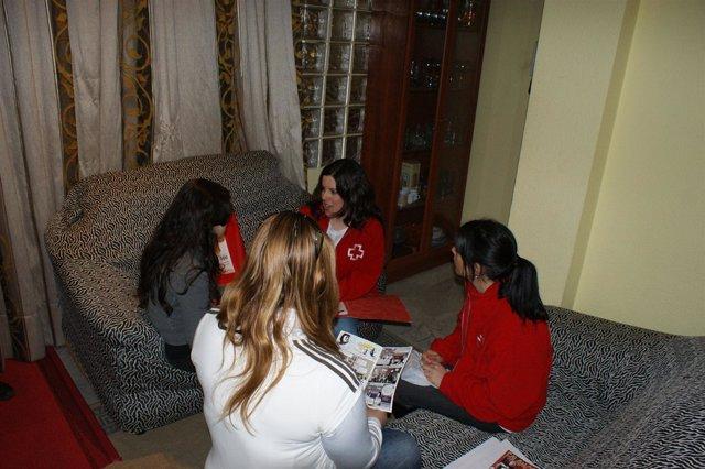 Nota Prensa Cruz Roja (Sobre Prostitución Y Crisis)