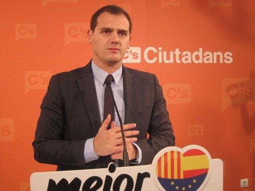 Albert Rivera, C's