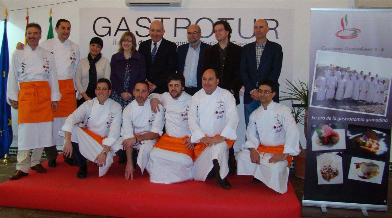 Presentación de Gastrotur
