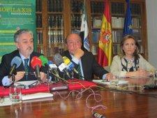 Presentación Del Simulacro Europeo En Central Nuclear De Almaraz (Cáceres)