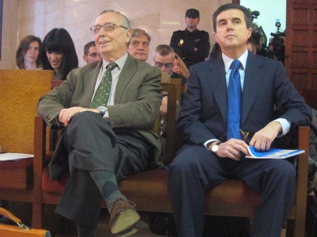 Antonio Alemay Y Jaume Matas