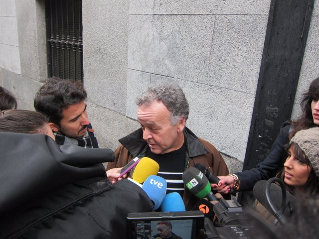 El gerente de Interglobo, Pedro González.