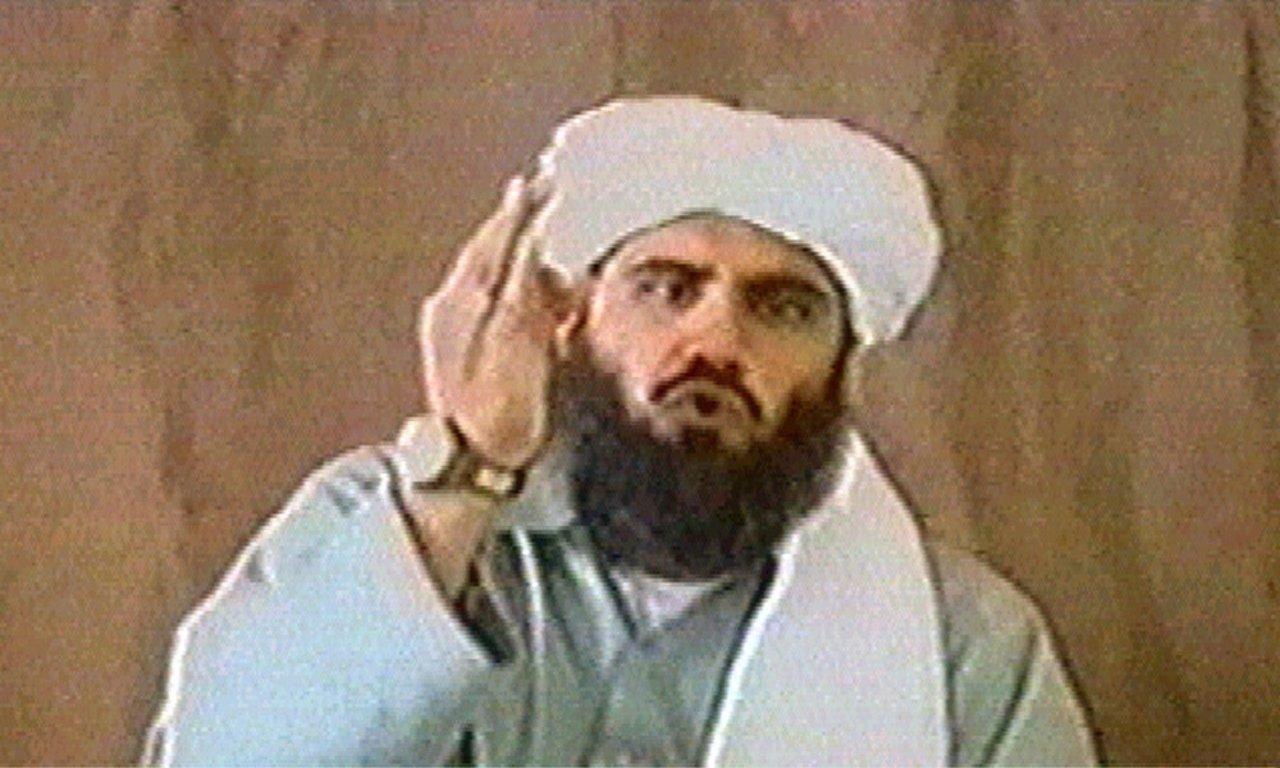 Suleiman Abu Ghaith, yerno de Osama Bin Laden