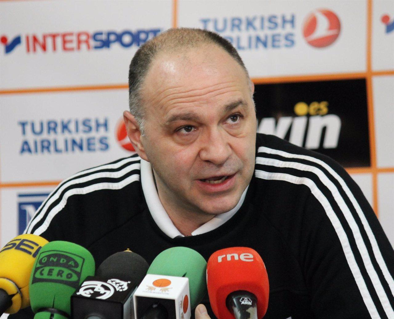 Pablo Laso entrenador Real Madrid