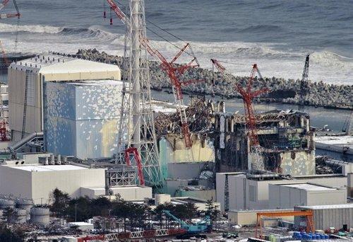 La Central Nuclear De Fukushima-1