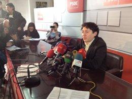 El alcalde de Ponferrada (León),  Samuel Folgueral