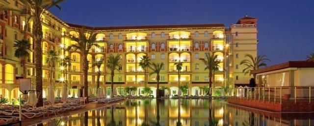 Hotel en Islantilla (Huelva)