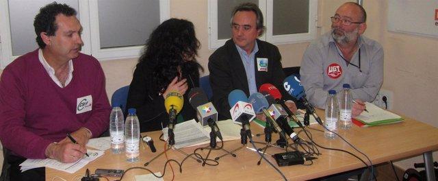 Los sindicatos de la mesa sectorial de Educación de Madrid