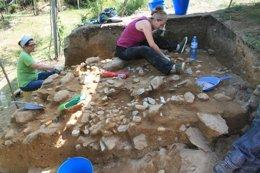 Yacimiento paleolítico