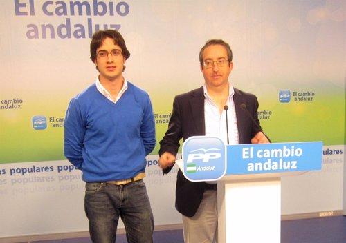 Luis Paniagua Y Rafael Salas