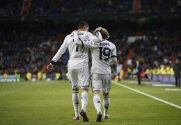El Real Madrid vence al Mallorca